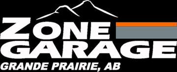 Zone Garage Grande Prairie