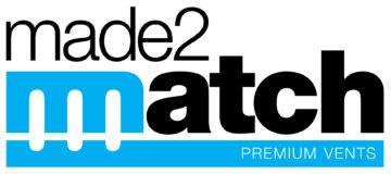 Made2Match Premium Vents